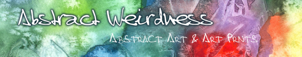 Abstract Weirdness – Art and Prints